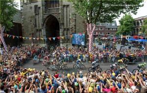 Tour de France in Utrecht