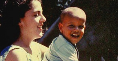 barack obama mother