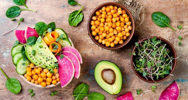 veganism picture