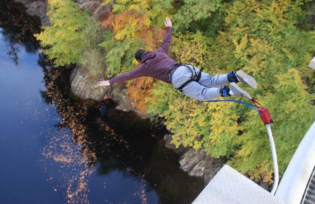 1 Bungee Jumping