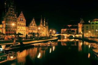 ghent_by_night_by_gordonbeer-d4nuwr9