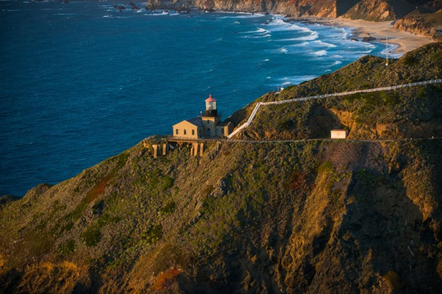 point sur lightouse