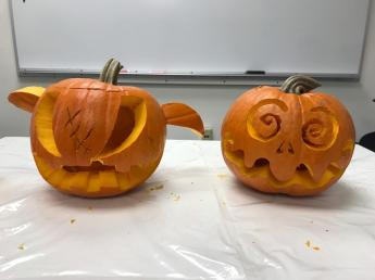 pumpkins from my class