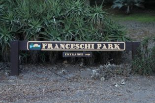 franceschi-park sign