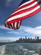 Alcatraz boat